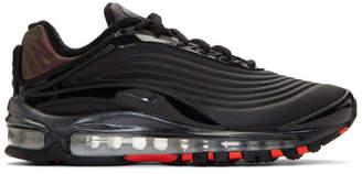 Nike Black Air Max Deluxe SE Sneakers