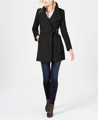 Calvin Klein Petite Belted Coat