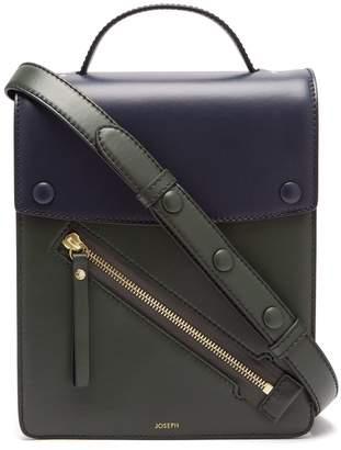 Joseph Kings leather cross-body bag