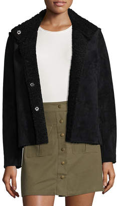 Velvet by Graham & Spencer Reversible Coat