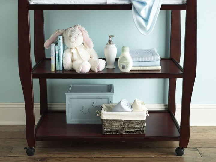 Graco Sarah Changing Table - Cherry