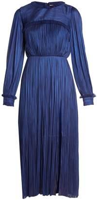 Maria Lucia Hohan Lorin ruffle-trimmed pleated tulle dress
