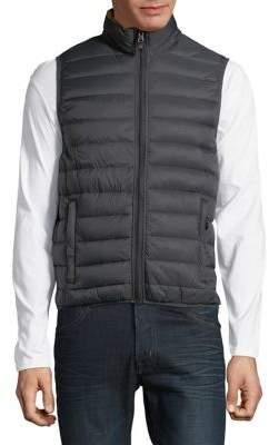 Hawke & Co Packable Water-Resistant Down Vest