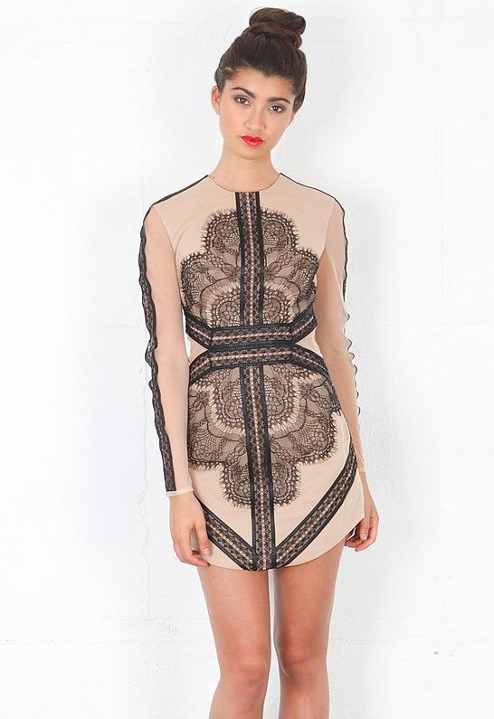 Singer22 Mademoiselle Dress - by Three Floor