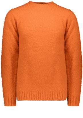 Co Shetland Woollen Crew Neck Pullover