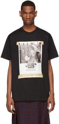 Burberry Black Archive Campaign T-shirt