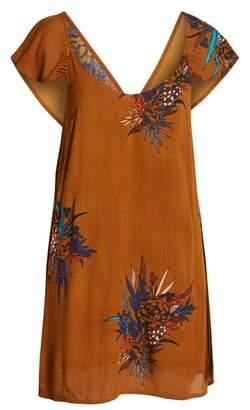 O'Neill Maggie V-Back Dress