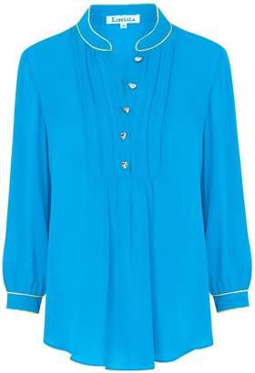 Libelula Delphine Top Airport Blue