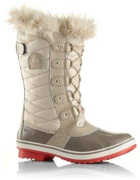 Tofino II Coated Canvas & Faux Fur Winter Boots $170 thestylecure.com