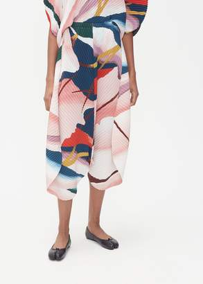 Issey Miyake Bloom Pleated Pant