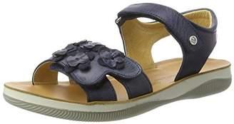 Naturino Girls FAL001050218501 Fashion Sandals Blue Size: 8.5 Child UK