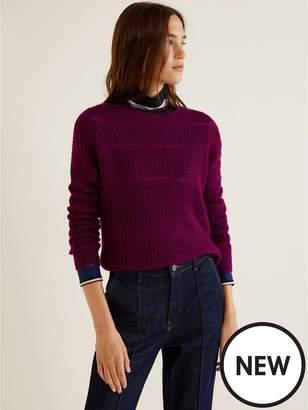 MANGO Knitted Jumper