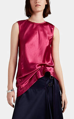 Sies Marjan Women's Sia Washed Satin Top - Pink