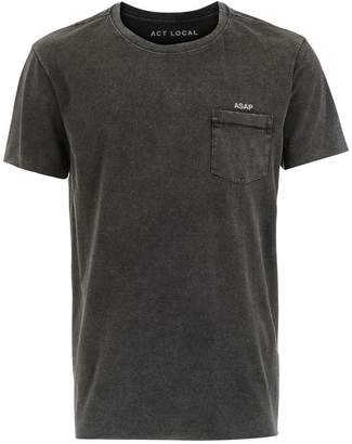 OSKLEN pocket T-shirt