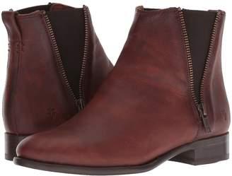 Frye Carly Zip Chelsea Women's Dress Pull-on Boots