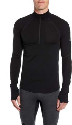 Icebreaker Bodyfitzone(TM) 150 Zone Long Sleeve Half Zip Top
