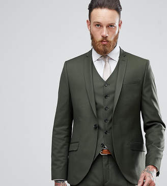 Heart & Dagger Skinny Suit Jacket