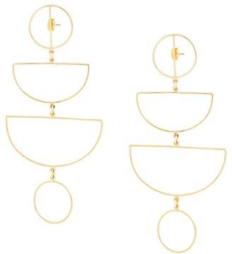 Mercedes Salazar Juego earrings