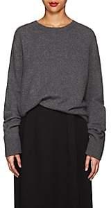 The Row Women's Sibel Wool-Cashmere Sweater - Grey Melange