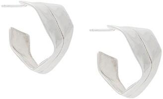 Niza Huang Fold earrings