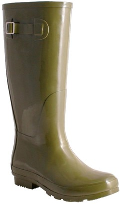 NOMAD Pull-On Rubber Rain Boots - Hurricane III
