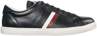 Shoes Leather Trainers Sneakers La Monaco