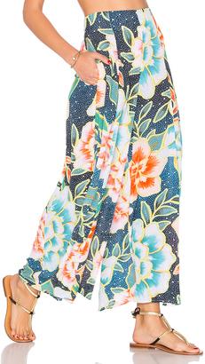 Mara Hoffman Easy Culotte $265 thestylecure.com