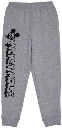 DISNEY MICKEY MOUSE Disney Mickey'S 90th Mickey Mouse Fleece Jogger Pants Boys