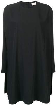 Sara Battaglia oversized dress