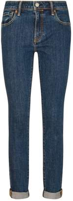 Burberry Classic Wash Skinny Jeans