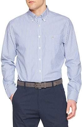 Gant Men's Classic Broadcloth Banker Stripe Shirt