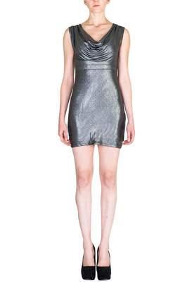 VIRGIN ONLY Women's Slim Fit Bodycon Mini Dress (, Size L)