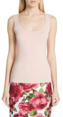 Michael Kors Scoop Neck Shell