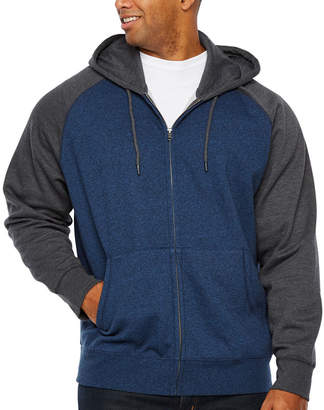 Co THE FOUNDRY SUPPLY The Foundry Big & Tall Supply Long Sleeve Hoodie-Big and Tall