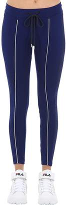 D-Antidote Lurex Knit Leggings