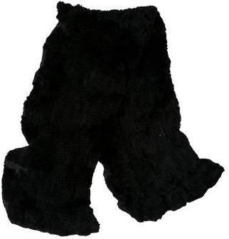 Saks Fifth Avenue Ruffled Fur Scarf