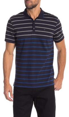 Calvin Klein Engineered Ombre Polo