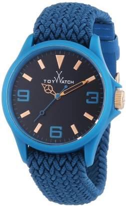 Toy Watch ToyWatch Women's Quartz Watch with Nylon ST08LB