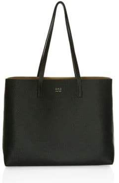 OAD Carryall Leather Tote Bag& Kit Clutch