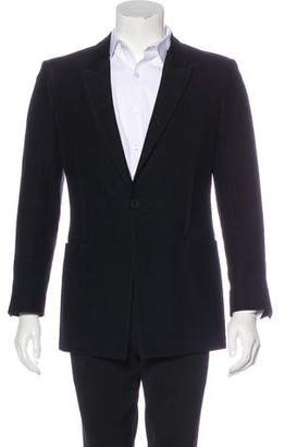 Alexandre Plokhov One-Button Woven Blazer