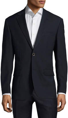 Zanetti Napoli Sportcoat With Back Stitch Detail