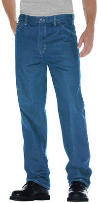 Dickies 13293 Relaxed-Fit Straight-Leg 5-Pocket Jeans