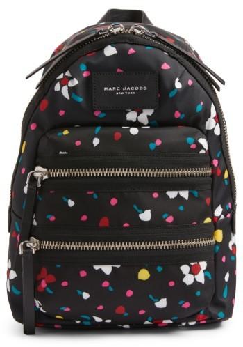 Marc Jacobs Mini Biker Backpack - Black