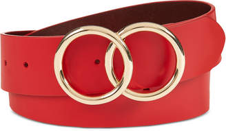 INC International Concepts I.n.c. Double Circle Belt, Created for Macy's