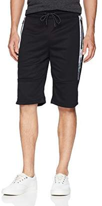 Southpole Men's Tech Fleece Jogger Shorts
