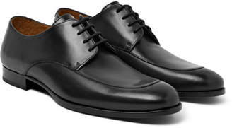 HUGO BOSS Hanover Leather Derby Shoes