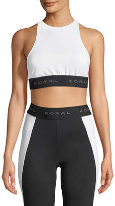 Koral Activewear Press Performance Sports Bra