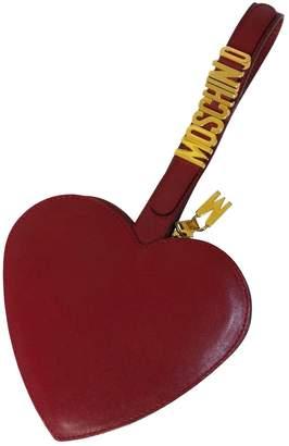 Moschino Leather handbag