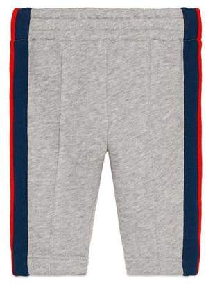 Gucci Baby cotton track bottoms