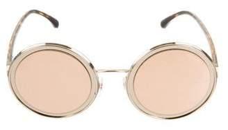 Chanel 2017 Round Summer Sunglasses